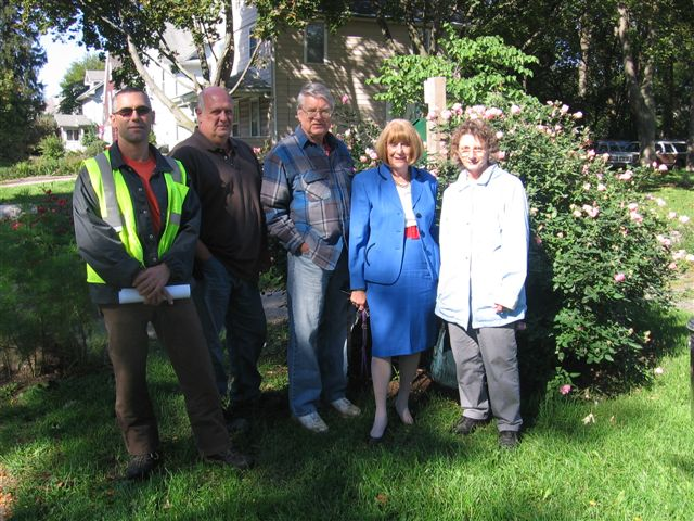 Linear Garden Committee with Rochester Water Authority