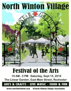 2018 North Winton Village Festival of the Arts